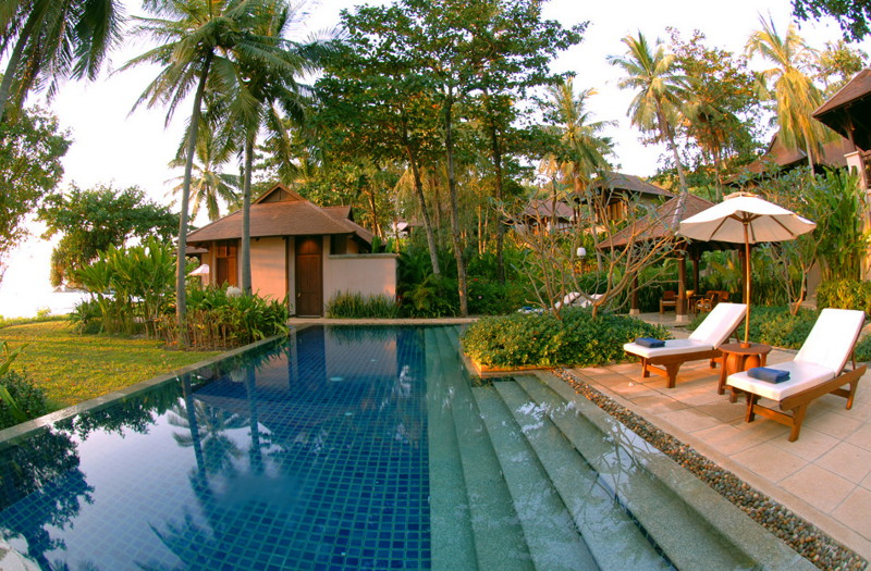 Pimalai Resort and Spa на острове Koh Lanta в Тайланде