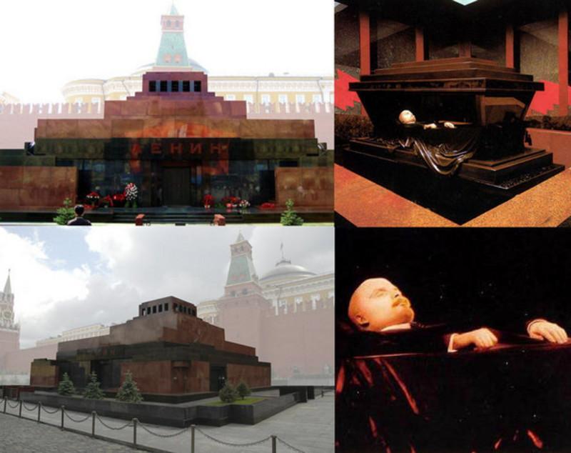 мавзолей внутри фото