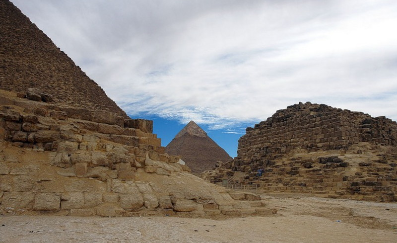 мумии и картинки пирамиды